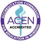 Nursing Accreditation Seal